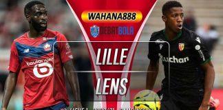 Prediksi Lille vs Lens 19 Oktober 2020