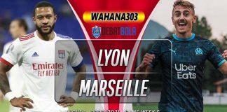 Prediksi Lyon vs Marseille 5 Oktober 2020