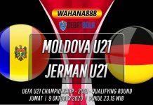 Prediksi Moldova U21 vs Jerman U21 9 Oktober 2020