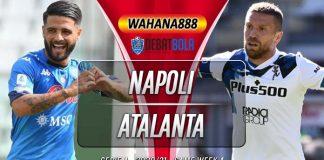 Prediksi Napoli vs Atalanta 17 Oktober 2020