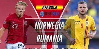 Prediksi Norwegia vs Rumania 11 Oktober 2020