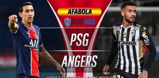 Prediksi PSG vs Angers 3 Oktober 2020