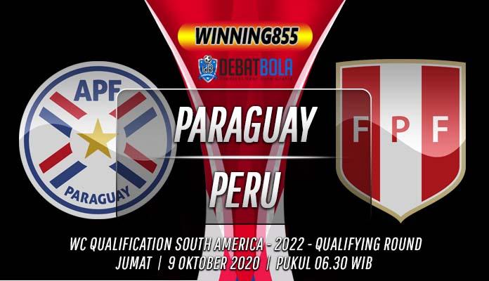 Prediksi Paraguay vs Peru 9 Oktober 2020