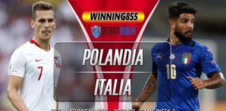 Prediksi Polandia vs Italia 12 Oktober 2020