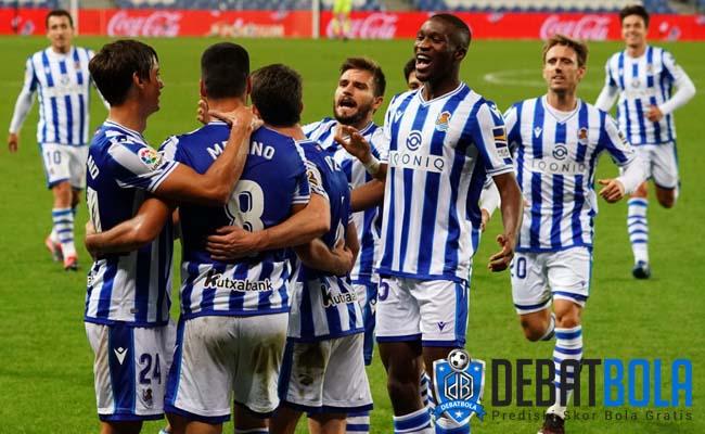 Prediksi Real Betis vs Real Sociedad 19 Oktober 2020