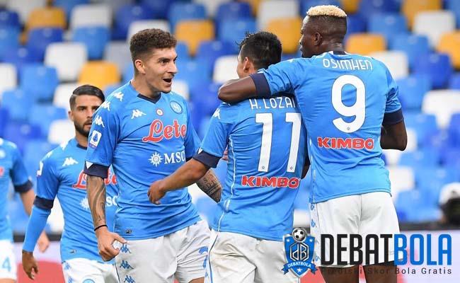 Prediksi Real Sociedad vs Napoli 30 Oktober 2020