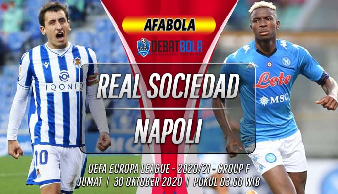 Prediksi Real Sociedad Vs Napoli Peluang Emas La Real Kandaskan Partenopei