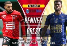 Prediksi Rennes vs Brest 31 Oktober 2020