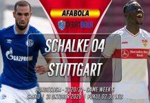 Prediksi Schalke 04 vs Stuttgart 31 Oktober 2020