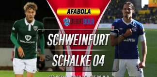 Prediksi Schweinfurt vs Schalke 04 3 November 2020