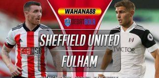 Prediksi Sheffield United vs Fulham 18 Oktober 2020