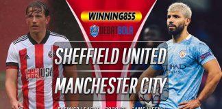 Prediksi Sheffield United vs Manchester City 31 Oktober 2020