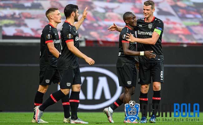 Prediksi Slavia Praha vs Bayer Leverkusen 30 Oktober 2020