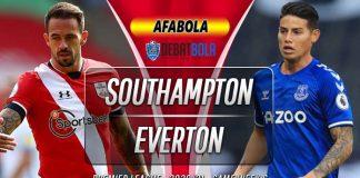 Prediksi Southampton vs Everton 25 Oktober 2020