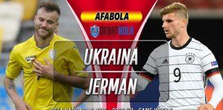 Prediksi Ukraina vs Jerman 11 Oktober 2020