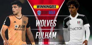 Prediksi Wolves vs Fulham 4 Oktober 2020