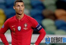 Ronaldo Positif Corona, Berpotensi Absen di Laga Penting