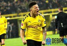 Siap Merumput Kembali di Dortmund, Sancho Bikin Baper Fans MU
