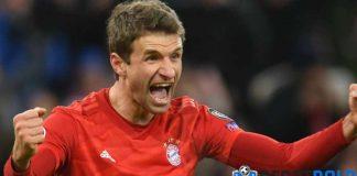 Thomas Muller Akui Bayern Munich Menang Susah Payah