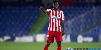 Thomas Partey Diperkirakan Bertahan di Atletico Madrid