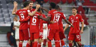 Bayern Munich Bisa Samai Rekor Barcelona