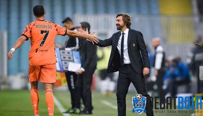 Beda Pandangan Pemain dan Pelatih Dalam Kemenangan Juventus