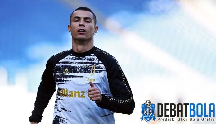 Cristiano Ronaldo Diklaim Siap Tinggalkan Juventus
