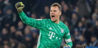 Cuma Manuel Neuer yang Redamkan Kepanikan Hansi Flick