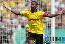 Debutan Termuda Baru Borussia Dortmund