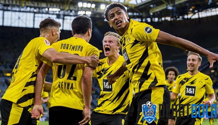 Pemain-Pemain Muda Borussia Dortmund yang Bermasa Depan Cerah