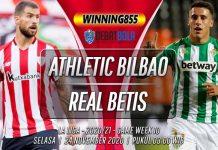Prediksi Athletic Bilbao vs Real Betis 24 November 2020
