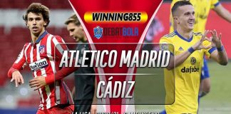 Prediksi Atletico Madrid vs Cádiz 8 November 2020