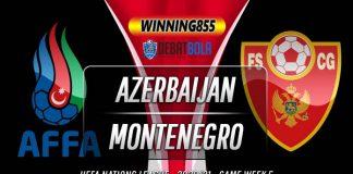 Prediksi Azerbaijan vs Montenegro 15 November 2020