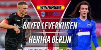 Prediksi Bayer Leverkusen vs Hertha Berlin 29 November 2020