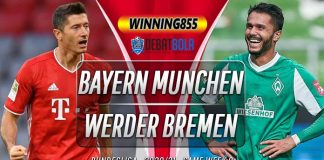 Prediksi Bayern Munchen vs Werder Bremen 21 November 2020