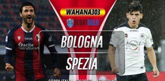 Prediksi Bologna vs Spezia 25 November 2020