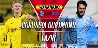 Prediksi Borussia Dortmund vs Lazio 3 Desember 2020