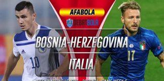 Prediksi Bosnia-Herzegovina vs Italia 19 November 2020