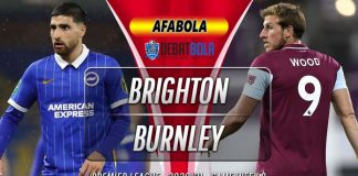 Prediksi Brighton vs Burnley 7 November 2020