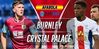 Prediksi Burnley vs Crystal Palace 24 November 2020