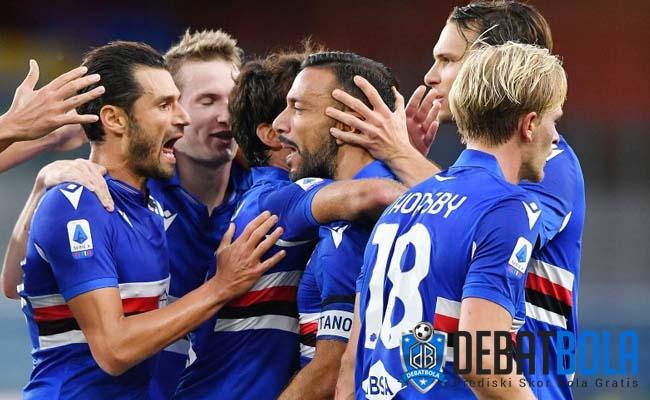 Prediksi Cagliari vs Sampdoria 7 November 2020