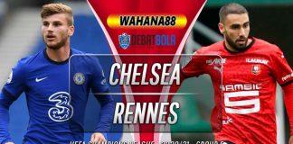 Prediksi Chelsea vs Rennes 5 November 2020