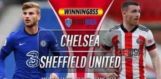 Prediksi Chelsea vs Sheffield United 8 November 2020