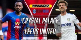 Prediksi Crystal Palace vs Leeds United 7 November 2020