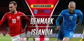 Prediksi Denmark vs Islandia 16 November 2020