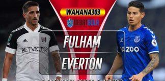 Prediksi Fulham vs Everton 22 November 2020