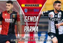 Prediksi Genoa vs Parma 1 Desember 2020