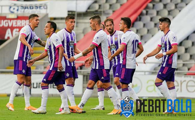 Prediksi Granada vs Real Valladolid 23 November 2020