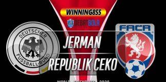 Prediksi Jerman vs Republik Ceko 12 November 2020