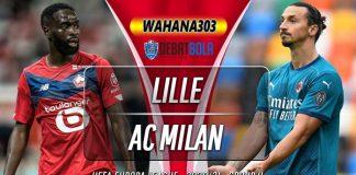 Prediksi Lille vs AC Milan 27 November 2020